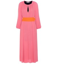 Dorothee Schumacher Flirty Instinct Dress Pink