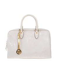 Piero Guidi Handbags Ivory