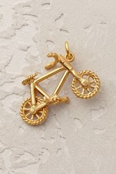 Mirabelle Bicycle Charm Gold