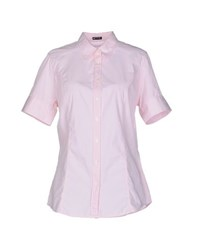 Pirelli Pzero Shirts Shirts Women Light Pink