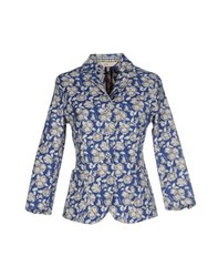 True Tradition Suits And Jackets Blazers Women Blue