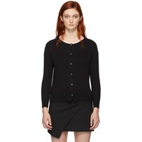 Etoile Isabel Marant Black Napoli Regular Knit Cardigan