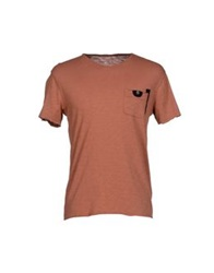 Individual T Shirts Brown