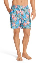 Tommy Bahama Men's Big And Tall Naples Fiesta Blooms Swim Trunks