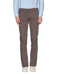 Drykorn Trousers Casual Trousers Men Dark Brown