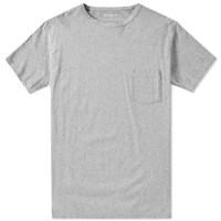 Nonnative Dweller Pocket Tee Grey