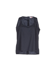 Sun 68 Tops Dark Blue