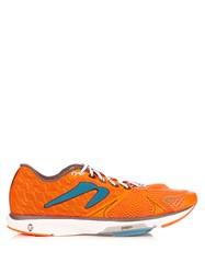 Newton Distance V Low Top Trainers Orange Multi