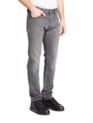 Emporio Armani Slim Fit Denim Jeans Grey