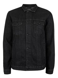 Antioch's Black Denim Jacket
