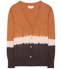 Etoile Isabel Marant Bob Cotton And Cashmere Cardigan Multicoloured