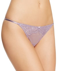 B.Tempt'd By Wacoal B.Sultry Thong 976361 Dusk