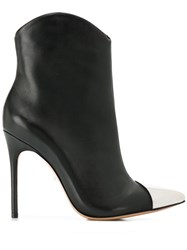 Schutz Metal Toe Ankle Boots 60