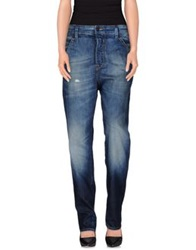 Firetrap Denim Pants Blue