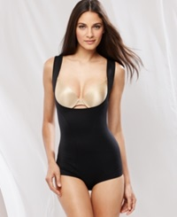 Maidenform Firm Control Torsette Body Shaper 1856 Modern Black