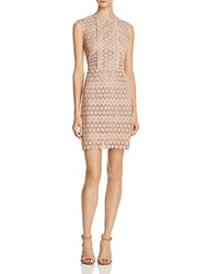 Whistles Sleeveless Lace Dress 100 Bloomingdale's Exclusive Pale Pink