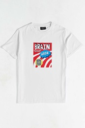 Lazy Oaf Brain Wash Tee White