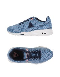 Le Coq Sportif Footwear Low Tops And Trainers Women Pastel Blue