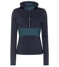 Adidas By Stella Mccartney Run Performance Jacket Blue