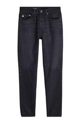 Adriano Goldschmied Cropped Straight Leg Jeans Gr. 28