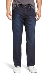 Tommy Bahama Men's 'Caymen' Relaxed Fit Straight Leg Jeans Dark Coastal Wash