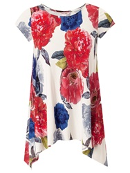 Phase Eight Electra Print Top Multi