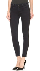 Stella Mccartney Skinny Ankle Grazer Jeans Blue Black