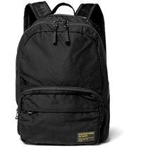 Polo Ralph Lauren Canvas Backpack Black