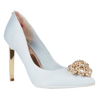 Ted Baker Peetch Court Shoes Light Blue