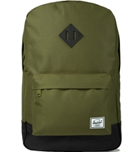 Herschel Supply Co. Army Black Pu Heritage Backpack Hypebeast Store.