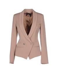 Scee By Twin Set Suits And Jackets Blazers Women Light Brown