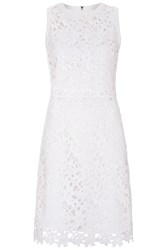 Havren Abby Lace Dress White