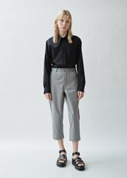 Nehera Paulo Summer Cotton Denim Pant Black