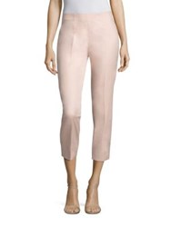Piazza Sempione Audrey Cropped Pants Pink