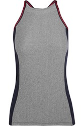 Lndr Dash Stretch Jersey Tank Gray