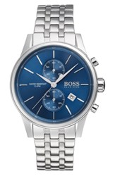 Hugo Boss 'Jet' Chronograph Bracelet Watch 41Mm