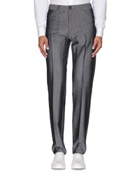 Prada Trousers Casual Trousers Men Grey