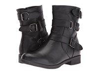 Spring Step Diony Black Women's Pull On Boots