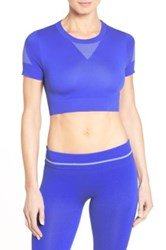 Ivy Park Seamless Crop Shirt Multi