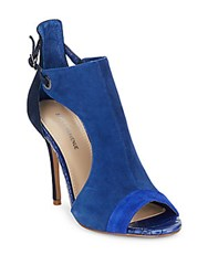 Saks Fifth Avenue Cerina Stiletto Heels Blue