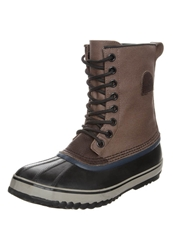 Sorel Premium Winter Boots Grizzly Bear Brown