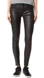 Dl1961 Jessica Alba No.3 Instasculpt Skinny Leather Pants Primal