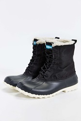 Native Jimmy Winter Boot Black Multi