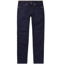 Paul Smith Ps Tapered Denim Jeans Blue