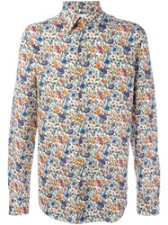 Paul Smith Casual Slim Fit Shirt Multicolour