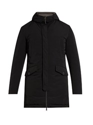 Herno Reversible Down Padded Jacket Navy
