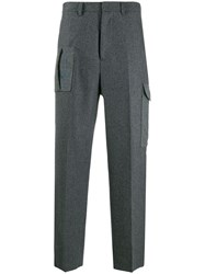 Golden Goose Cargo Pocket Trousers Grey