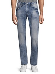 Buffalo David Bitton Washed Jeans Bleached