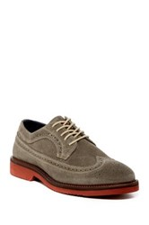 14Th And Union Lockwood Wingtip Dress Shoe Wide Width Available Beige