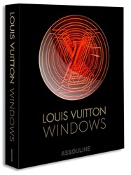 Assouline Louis Vuitton Windows Book Black